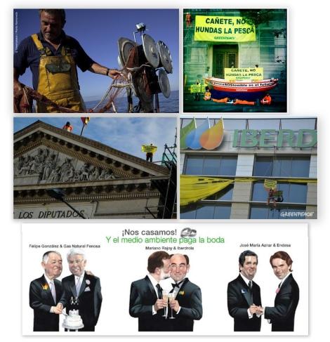 acciones greenpeace
