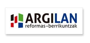 Logotipo de Reformas Argilan Berrikuntzak